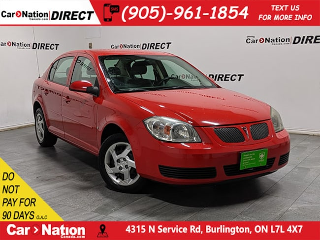 2007 Pontiac G5 | AS-TRADED| LOW KM'S| OPEN SUNDAYS| Sedan