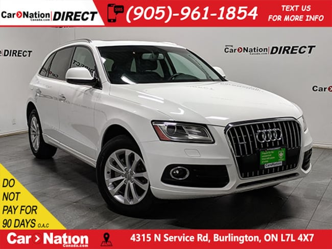 2016 Audi Q5 2.0T Progressiv quattro| PANO ROOF|  SUV DYNAMIC_PREF_LABEL_AUTO_CERTIFIED_USED_DETAILS_INVENTORY_DETAIL1_ALTATTRIBUTEAFTER