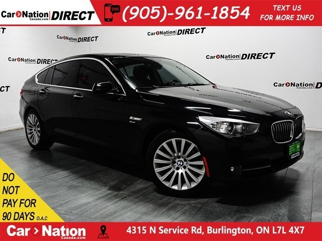 2012 BMW 535i xDrive Gran Turismo | AWD| NAVI| PANO ROOF| LOCAL TRADE| Hatchback