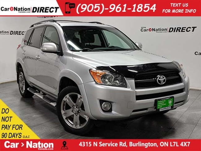2011 Toyota RAV4 | 4X4| SUNROOF| ONE PRICE INTEGRITY| SUV
