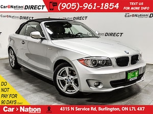 2013 BMW 128 i| LOCAL TRADE| LOW KM'S| CONVERTIBLE|