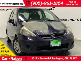 2008 Honda Fit LX| AS-TRADED| ONE PRICE INTEGRITY| Hatchback