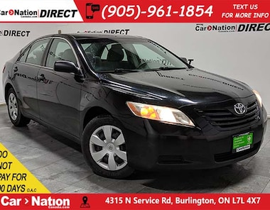 2007 Toyota Camry LE| AS-TRADED| ONE PRICE INTEGRITY| Sedan