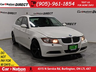 2006 BMW 330 i| AS-TRADED| SUNROOF| BACK UP SENSORS| Sedan