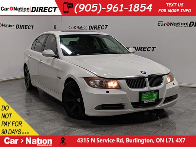 2006 BMW 330I i| AS-TRADED| SUNROOF| BACK UP SENSORS| Sedan