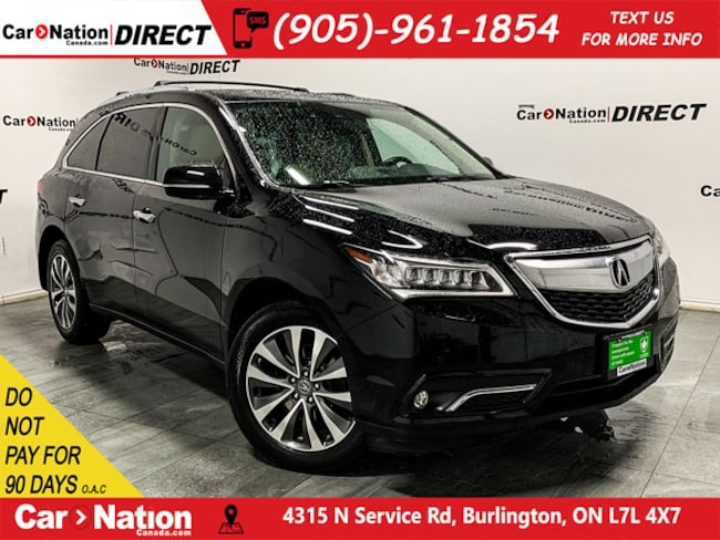 2015 Acura MDX Navigation Package| SUNROOF| AWD| SUV DYNAMIC_PREF_LABEL_AUTO_CERTIFIED_USED_DETAILS_INVENTORY_DETAIL1_ALTATTRIBUTEAFTER
