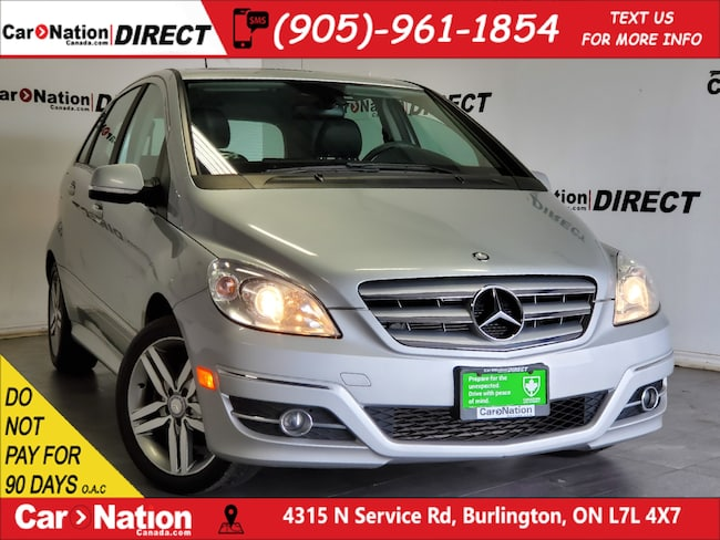 2011 Mercedes-Benz B-Class B200 Turbo  AS-TRADED  SUNROOF  Hatchback