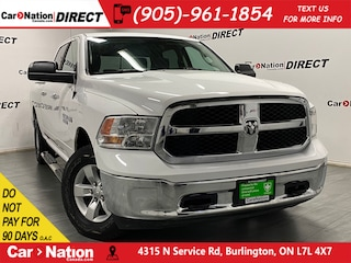 2017 Ram 1500 SLT| 4X4| HEMI| BACK UP CAMERA & SENSORS| Truck Crew Cab