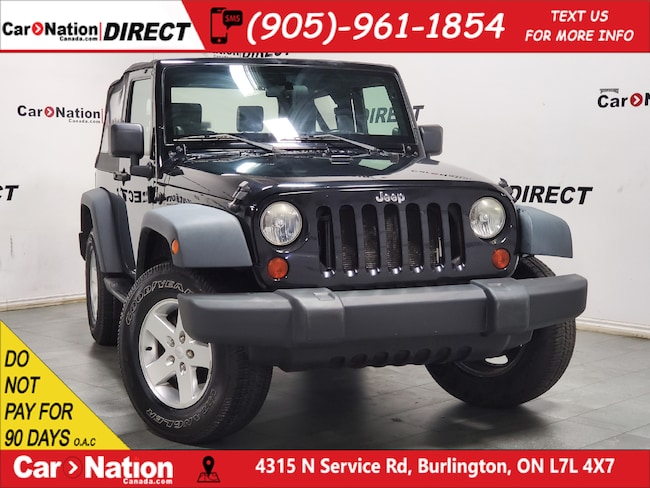 2009 Jeep Wrangler X  AS-TRADED  4X4  ONE PRICE INTEGRITY  SUV