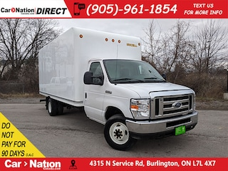 2017 Ford E-350 Cutaway  OPEN SUNDAYS  ONE PRICE INTEGRITY  Truck