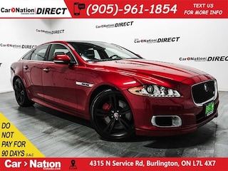 2015 Jaguar XJ 5.0L XJR| DUAL SUNROOF| NAVI| 550 HP| Sedan