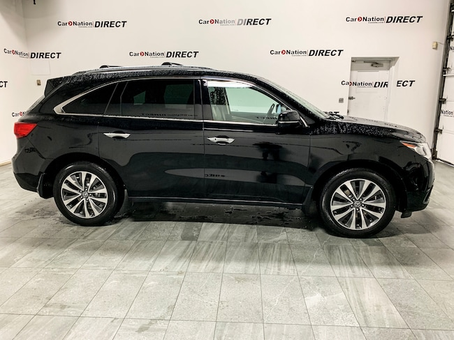 Used Black 2015 Acura MDX For Sale | Car Nation Canada Direct