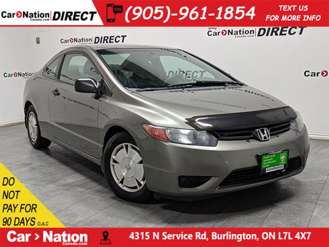 2008 Honda Civic | AS-TRADED| ONE PRICE INTEGRITY| Coupe