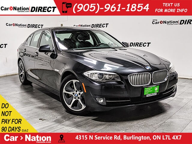 2012 BMW ActiveHybrid 5 | NAVI| SUNROOF| BACK UP CAMERA & SENSORS| Sedan