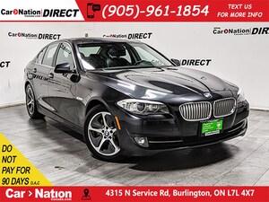2012 BMW ActiveHybrid 5 | NAVI| SUNROOF| BACK UP CAMERA & SENSORS|