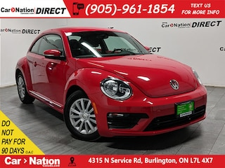 2017 Volkswagen Beetle 1.8 TSI Trendline| BACK UP CAMERA| HEATED SEATS| Hatchback