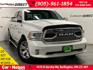 2016 Ram 1500 Limited| 4X4| SUNROOF| NAVI| LEATHER| Truck Crew Cab