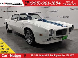 1971 Pontiac Firebird | AS-TRADED| TRANS AM CLONE| Sedan