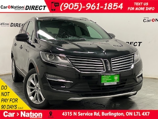 2015 Lincoln MKC | AWD| PANO ROOF| NAVI| BLIND SPOT DETECTION| SUV
