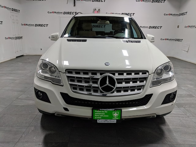 Used White 2011 Mercedes-Benz M-Class For Sale | Car Nation
