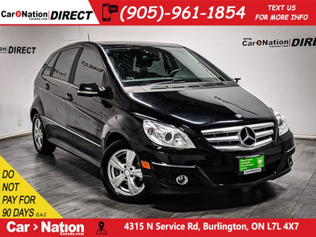 2010 Mercedes-Benz B-Class B200| AS-TRADED| SUNROOF| HEATED SEATS| Hatchback