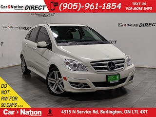 2011 Mercedes-Benz B-Class B200 Turbo| AS-TRADED| SUNROOF| Hatchback
