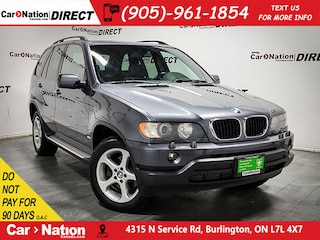 2003 BMW X5 3.0i| AS-TRADED| AWD| SUNROOF| SUV