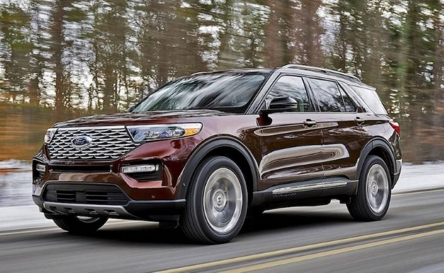 2020 Ford Explorer Breaks Cover Car Nation Canada