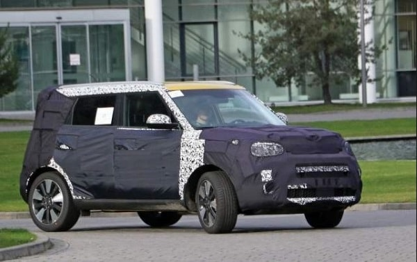 It Seems A New Kia Soul Is In The Works. The Very Popular Small Car Was  Something Of An Unlikely Hit And Has Sold Exceptionally Well Across The  World, ...