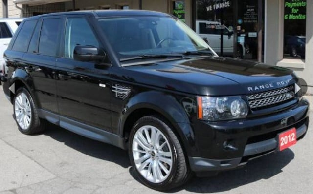 range diesel rover for sport brown landrover automatic in sale estate dublin land used