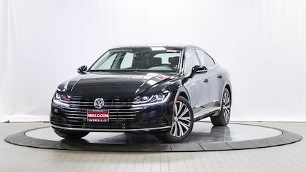 2019 Volkswagen Arteon 2.0T SEL 4MOTION Sedan