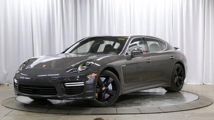 2016 Porsche Panamera Turbo Sport Turismo