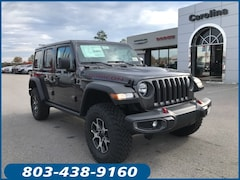 New 2020 Jeep Wrangler UNLIMITED RUBICON 4X4 Sport Utility for Sale in Lugoff, SC