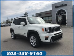 New 2020 Jeep Renegade LATITUDE FWD Sport Utility for sale in Lugoff, SC at Carolina Chrysler Dodge Jeep Ram