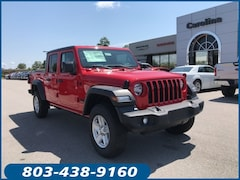 New 2020 Jeep Gladiator SPORT S 4X4 Crew Cab for Sale in Lugoff, SC