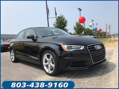 Used 2015 Audi A3 1.8T Premium (S tronic) Sedan WAUACGFF4F1016024 for sale in Lugoff, SC at Carolina Chrysler Dodge Jeep Ram