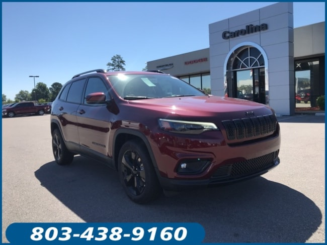 New 2019 Jeep Cherokee ALTITUDE FWD Sport Utility for Sale in Lugoff, SC