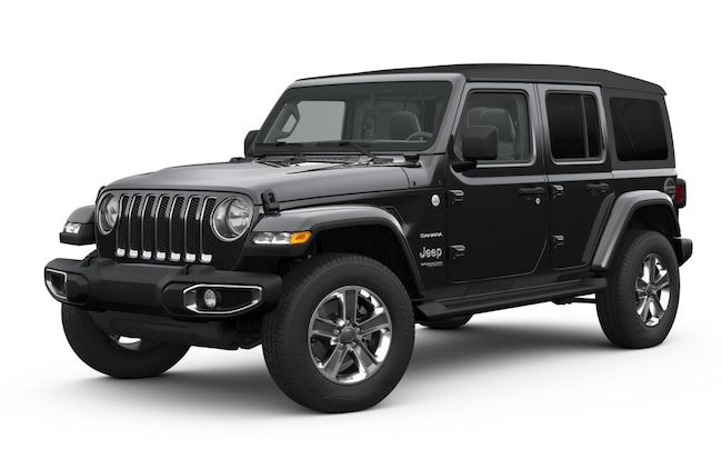 New 2019 Jeep Wrangler UNLIMITED SAHARA 4X4 Sport Utility for Sale in Lugoff, SC