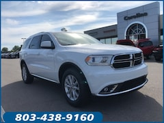 New 2019 Dodge Durango SXT PLUS RWD Sport Utility for sale in Lugoff, SC at Carolina Chrysler Dodge Jeep Ram