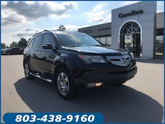 Used 2009 Acura MDX 3.7L Technology Package SUV 2HNYD28689H519490 for sale in Lugoff, SC at Carolina Chrysler Dodge Jeep Ram