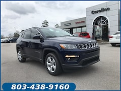 New 2020 Jeep Compass LATITUDE FWD Sport Utility for sale in Lugoff, SC at Carolina Chrysler Dodge Jeep Ram
