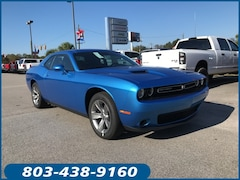 New 2019 Dodge Challenger SXT Coupe for sale in Lugoff, SC at Carolina Chrysler Dodge Jeep Ram