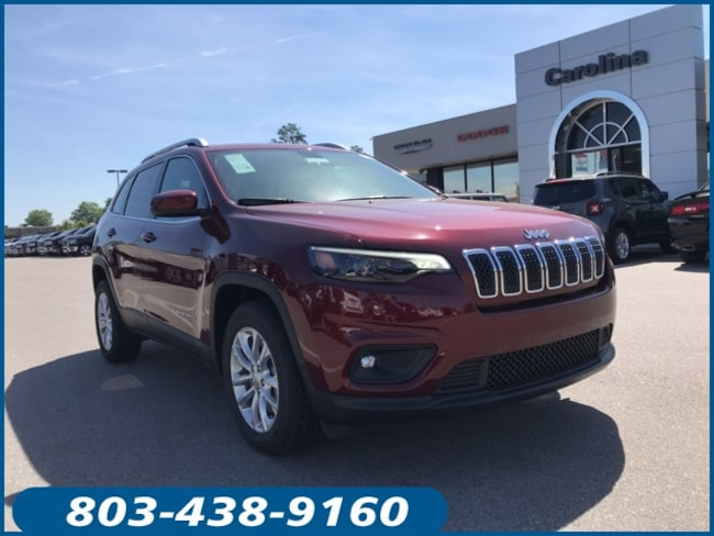 New 2019 Jeep Cherokee LATITUDE FWD Sport Utility for Sale in Lugoff, SC