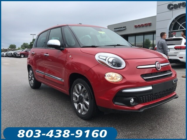 2018 FIAT 500L Lounge Hatchback