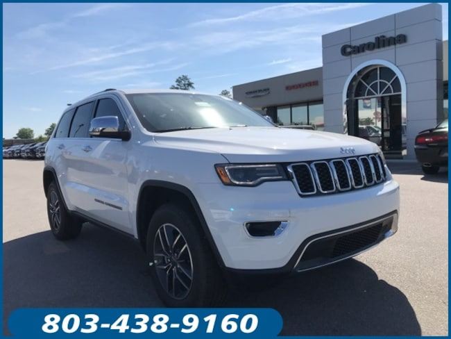 New 2019 Jeep Grand Cherokee LIMITED 4X2 Sport Utility for Sale in Lugoff, SC