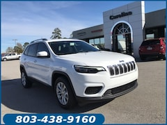New 2020 Jeep Cherokee LATITUDE FWD Sport Utility for sale in Lugoff, SC at Carolina Chrysler Dodge Jeep Ram