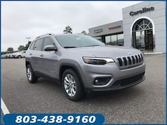 New 2019 Jeep Cherokee LATITUDE FWD Sport Utility for sale in Lugoff, SC at Carolina Chrysler Dodge Jeep Ram