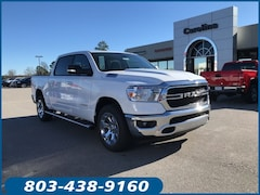 New 2020 Ram 1500 BIG HORN CREW CAB 4X2 5'7 BOX Crew Cab for sale in Lugoff, SC at Carolina Chrysler Dodge Jeep Ram