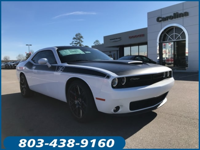 New 2018 Dodge Challenger T/A Coupe for Sale in Lugoff, SC