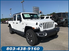 New 2020 Jeep Gladiator OVERLAND 4X4 Crew Cab for sale in Lugoff, SC at Carolina Chrysler Dodge Jeep Ram